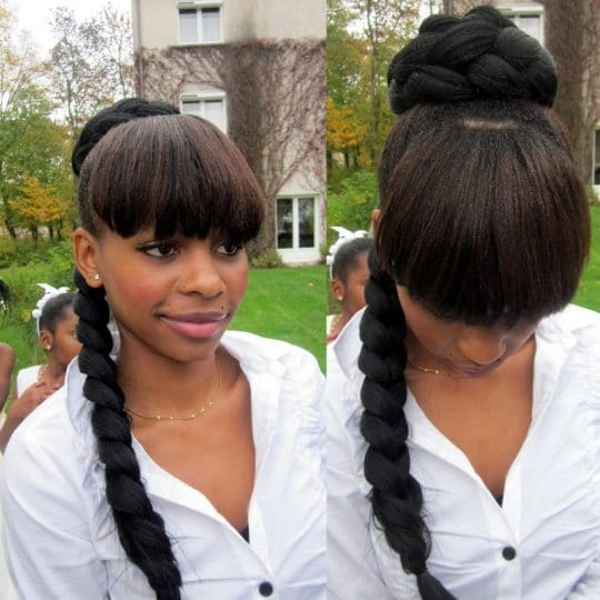 Salon de beaut mimihair for Salon de coiffure tissage