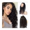 lace frontal 360° deep wave