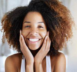 Soins cheveux naturels